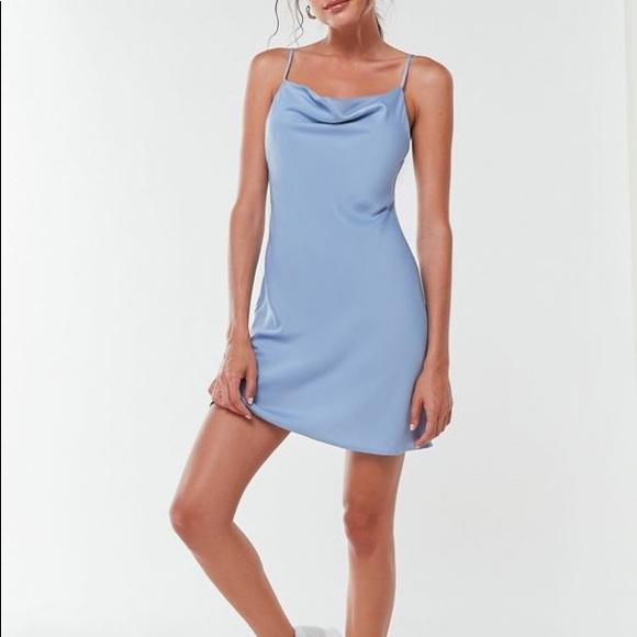 Urban outfitters light blue dress